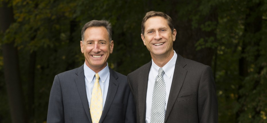 Governor Peter Shumlin and Jeff Vermont