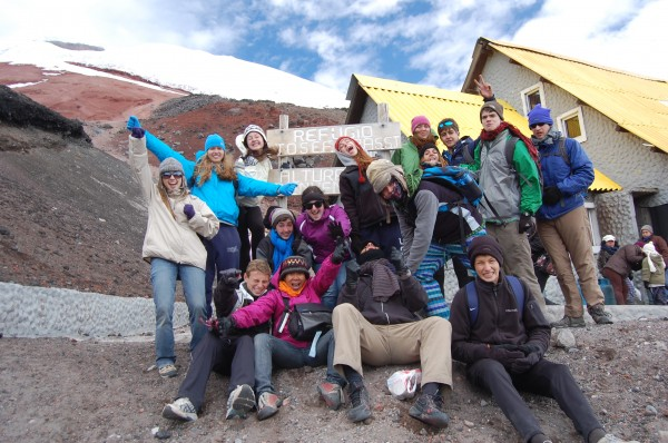Teen Travel Program Cotopaxi Ecuador