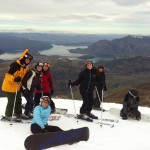 Hit the slopes! Ski or snowboard some of the best moutains in New Zealand.