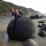 The Moeraki boulders are one of the incredible places you might visit with your homestay family. Visit a Maori village and learn the traditions and learn about heritage, traditions, and rich spiritual ties.