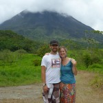 Jake Elliott and Sarah McKelvey led the Community Service Costa Rica C program in 2012. 