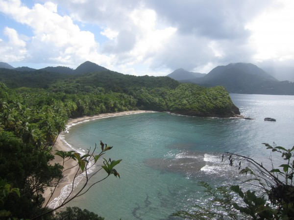Dominica's white-sand beaches and hidden coves are well off the beaten path.