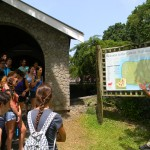 Take a guided tour of Cabrits National Park with Dominicas premiere historian, Lennox Honychurch.