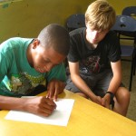 Teach English to Dominican students of all ages.