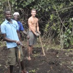 Most of our Ghanaian friends survive as subsistence farmers. Learn about the local crops including tomatoes, onions, cassava, and sugar cane.