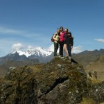 Use afternoons and weekends to hike through the spectacular Sacred Valley of the Inca.