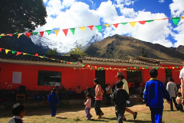 Immerse yourself in the unique culture of the Sacred Valley.