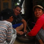 Learn the basics of Vietnamese cooking from locals young and old.