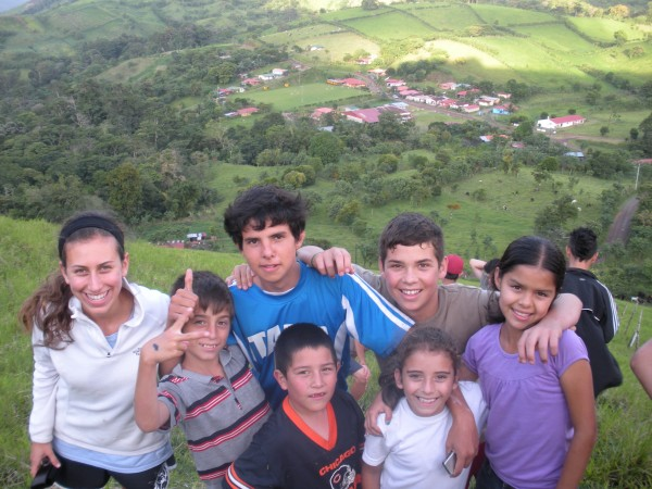 A week in our community service village allows students the chance to practice Spanish, complete projects, and make new friends.