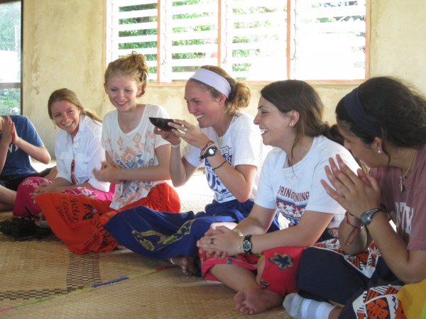 Teens travel to Fiji on summer program abroad