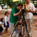 With your video or still camera, your sound recorder, or your notepad in hand, set out to learn the stories of Cambodians today, and shape those stories into a compelling narrative to present at Yale University.