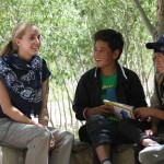 After your trek, return to our school base outside Leh for more tutoring with your Ladakhi friends.