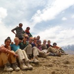 Spend six days on a trek high in the Himalaya.