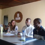 Many Rwandan health policy advocates are energetic young people who have been educated outside Rwanda and have returned to make a difference at home. Hear about their work setting health care policy...