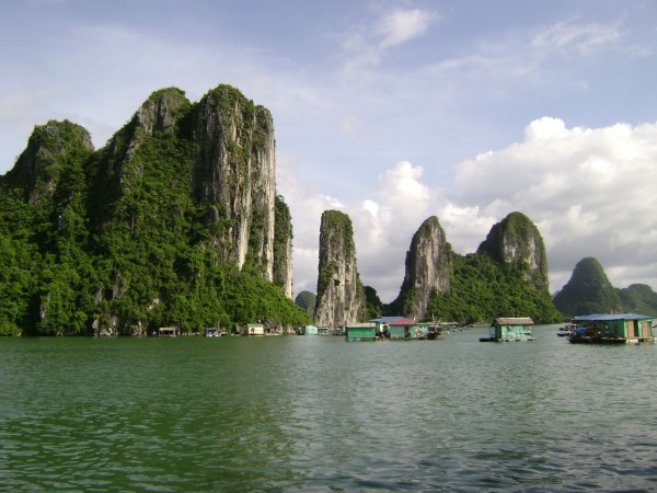 Ha Long Bay Summer Travel for Teens