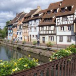 Unit A spends a week living with French families in the picturesque Alsace region. Unit B stays with families in Provence.