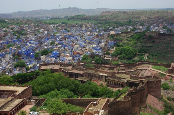 Mehranghar Fort Teen Travel City Landscape