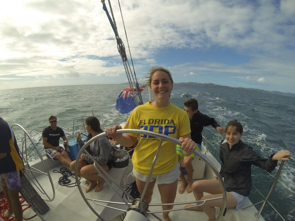 Teens Sailing in Australia on Summer Program Abroad