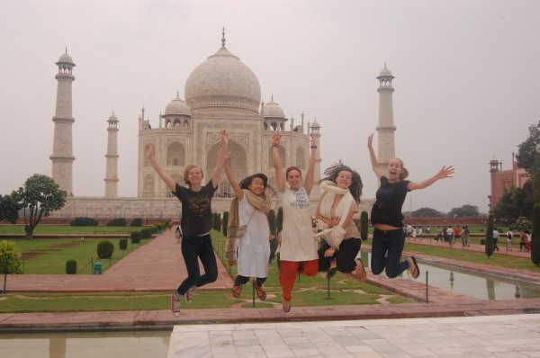 India Summer Program Abroad Taj Mahal Teens