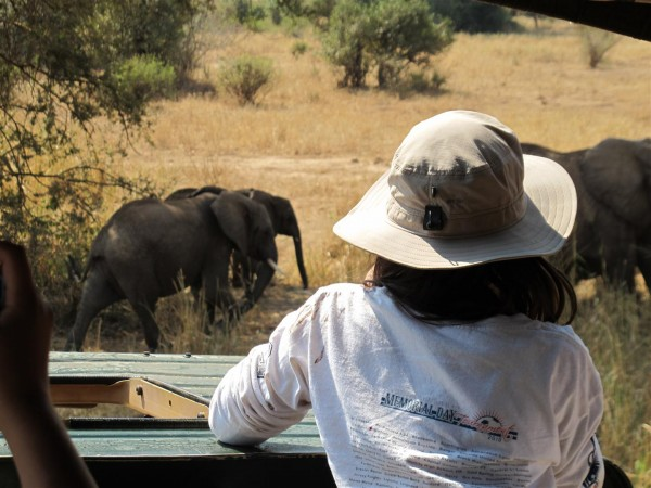 Teen Travel Safari in Tanzania