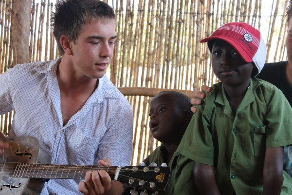 Summer High School Volunteer in Rwanda Africa
