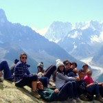 Teens Hiking in the French Alps on Summer Program Abroad