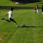 Soccer and tennis clinics allow you to improve your skills while gearing up for the fall season.