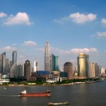 Then it's on to the high-octane, booming metropolis of Shanghai.