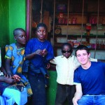 Kevin and crew, Nkotakota, Malawi.