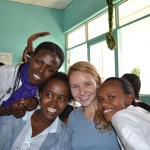 Lend your expertise to conversational English sessions at a nearby professional school for girls.