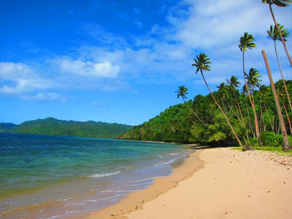 Beaches of Fiji on our Community Service Program Abroad
