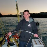 Paul learned to sail on his first Putney trip this summer in Australia, New Zealand, and Fiji.