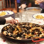 Tim's famous paella!