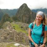 Erika Skogg in Peru