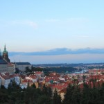 Prague travel writing program