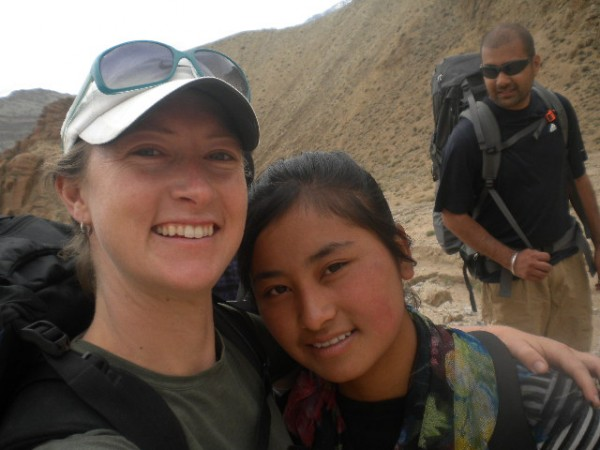 Sarah Messner, who led our 2013 Global Action India program, studied Creative Writing at Dartmouth and is currently completing a Masters program in Divinity for the Princeton Seminary.