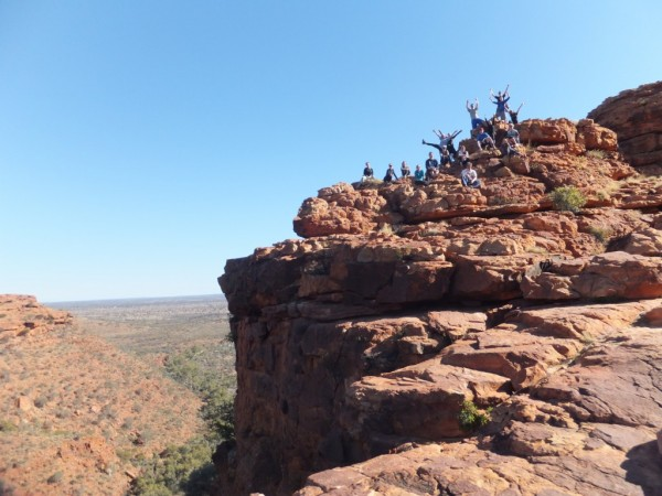 High School Hiking Trip Australia