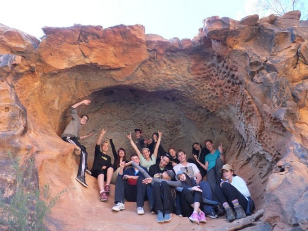 Student Travel Group Australian Outback