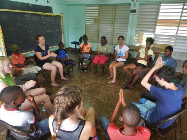 Volunteer-Dominica-High-School-Summer