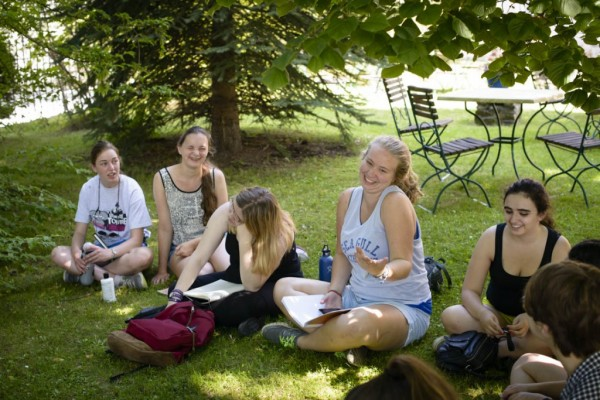 teen writers workshop in czech republic