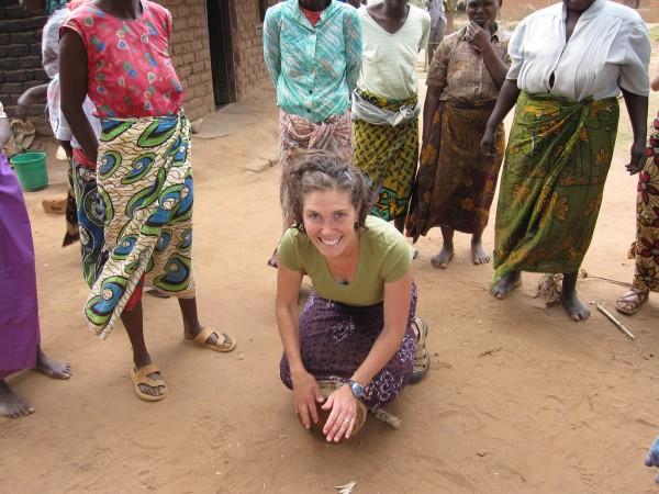 Veteran Leader Marissa Saints on her Global Awareness in Action Malawi program.
