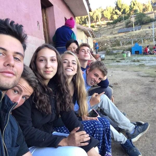 richard    s college essay — community service peru