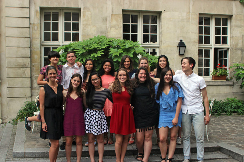 Quynh's College Essay: Lessons From Paris