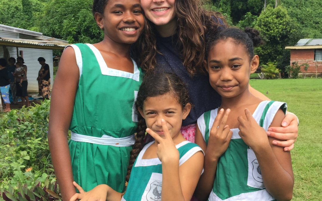 Alumni Spotlight: Megan Donahoe Reflects on Community Service Fiji