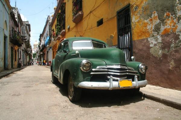 Cuba Car 1